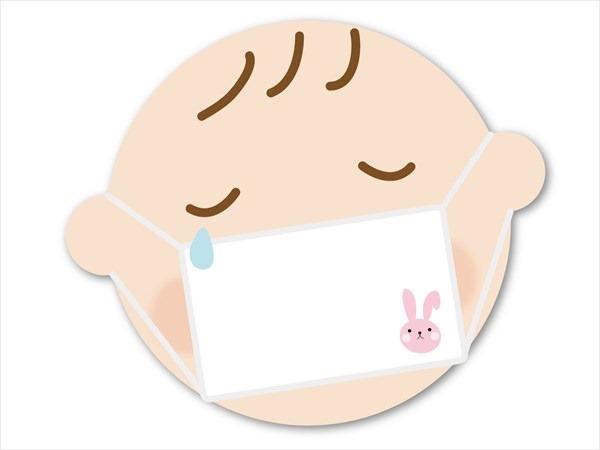 「コンコン」「ゴホゴホ」赤ちゃんがする咳の種類はどれ?3つの対処法とケアポイント