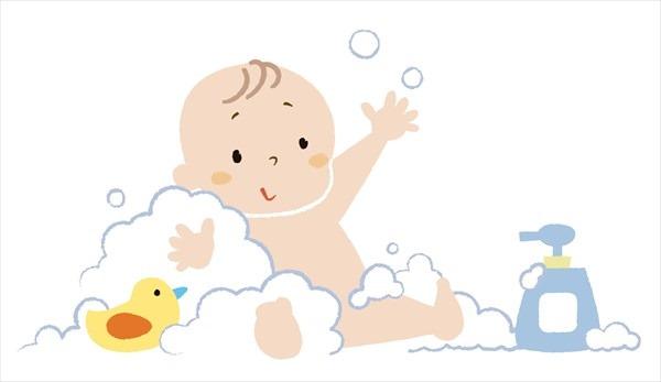 咳をする赤ちゃんをお風呂に入れる際に注意すべき3つのポイント