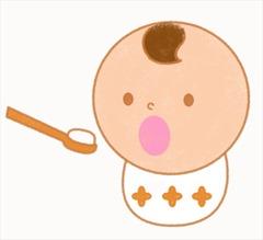 お熱を出している赤ちゃんにはどんな離乳食が良いですか?