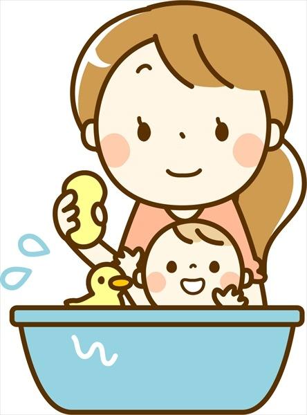 赤ちゃんにお熱がある時、お風呂ってどうしたらいいの?4つの確認事項