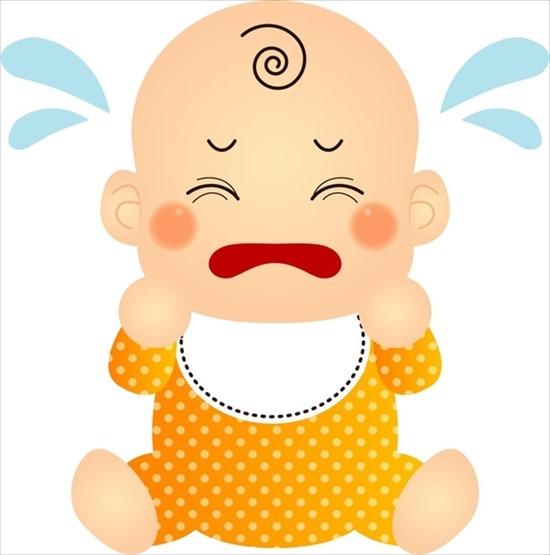 【注意】赤ちゃんが激しく泣く理由は便秘かもしれません!