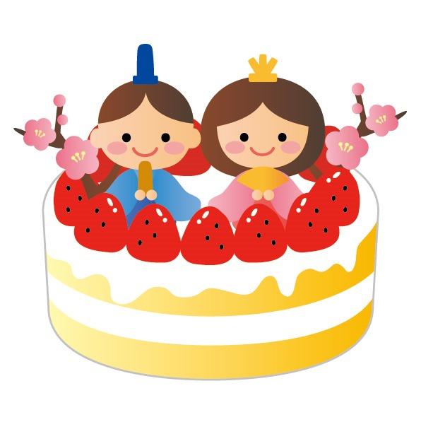 赤ちゃん用のひな祭りケーキは準備する?自分で作る?レシピは?