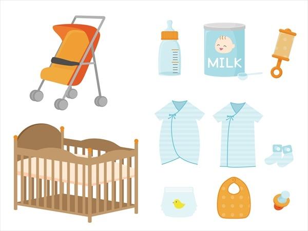 【お出かけ前のチェック用】赤ちゃんと外出する際に絶対持っていきたいもの10選