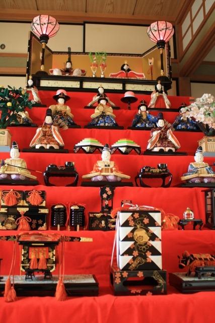 子どもと一緒に行きたい中部のひな祭り・桃の節句イベント4選