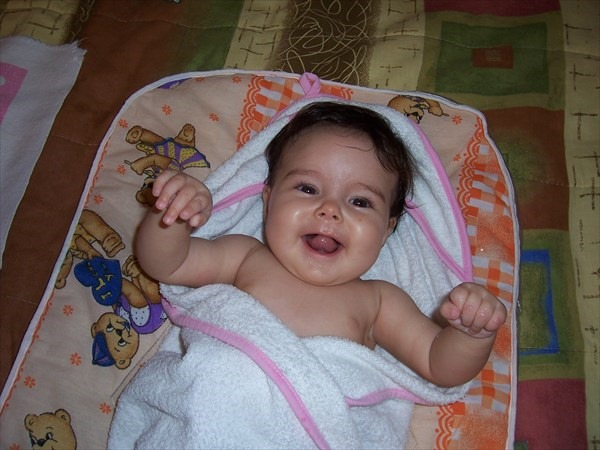 笑顔の種類は赤ちゃんそれぞれ!だってそれが個性だもん!