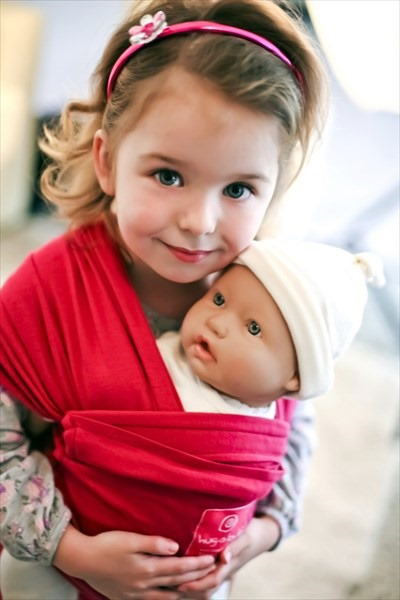 お出かけ前の30秒チェック!抱っこ紐でお散歩時の赤ちゃん服3つのポイント