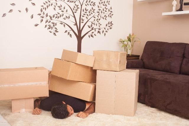 危ない!お引っ越し時に考えられる4つの危険とその対策