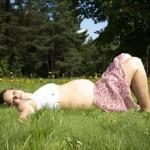 お腹の調子が悪い!臨月の下痢や便秘の原因と4つの対策