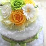 シンプルで喜ばれるおむつケーキの作り方の手順と4つのコツ!