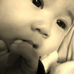 鼻風邪でズーズーしている赤ちゃんの鼻づまり・鼻水5つの対策!